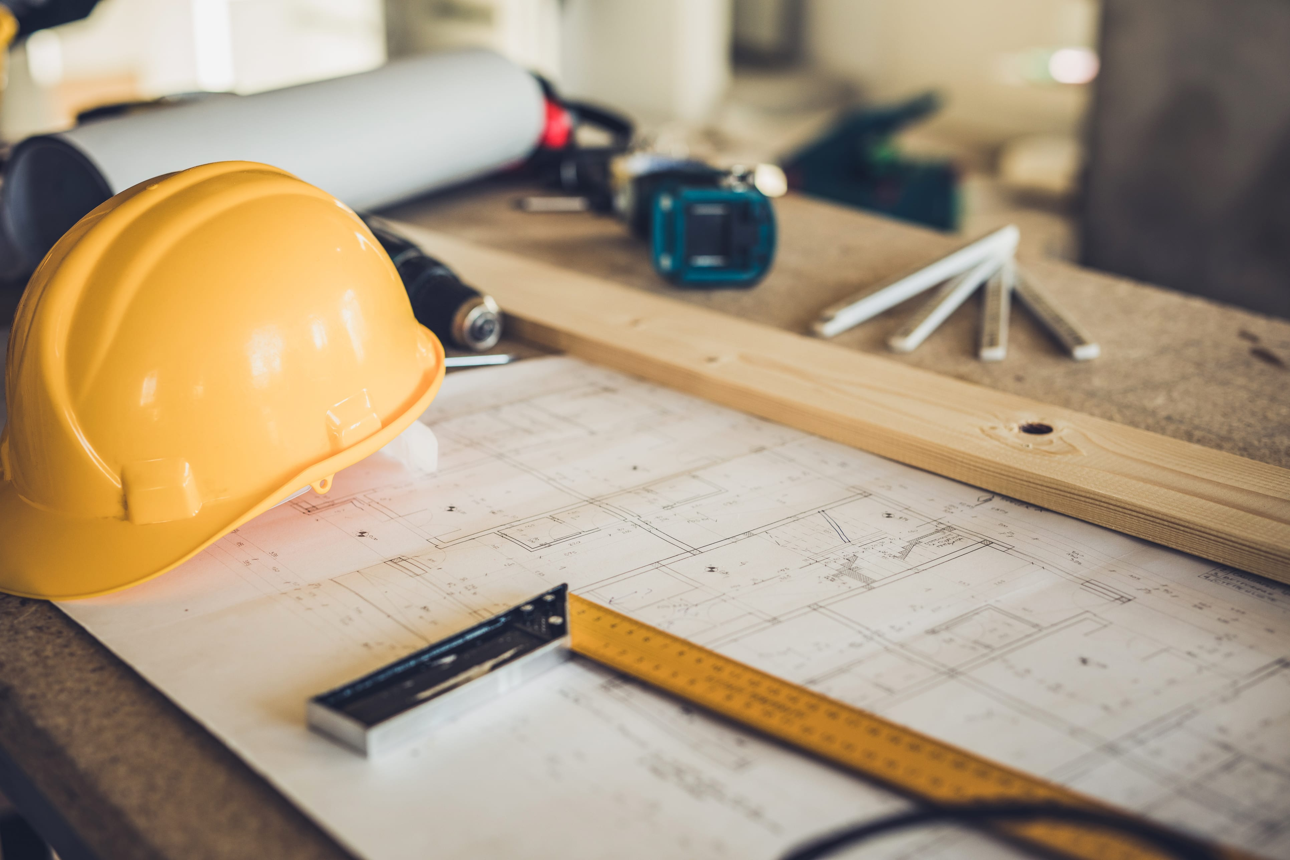 construction schematic