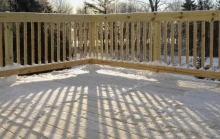 Protecting Your Deck From Snow 8