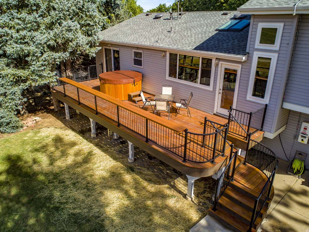 Choosing Your Deck Rail Design 1