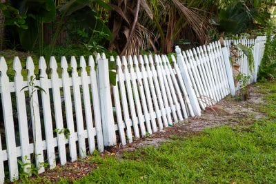 How To Protect Your Fence During the Winter 2