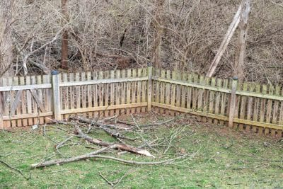 How To Protect Your Fence During the Winter 4