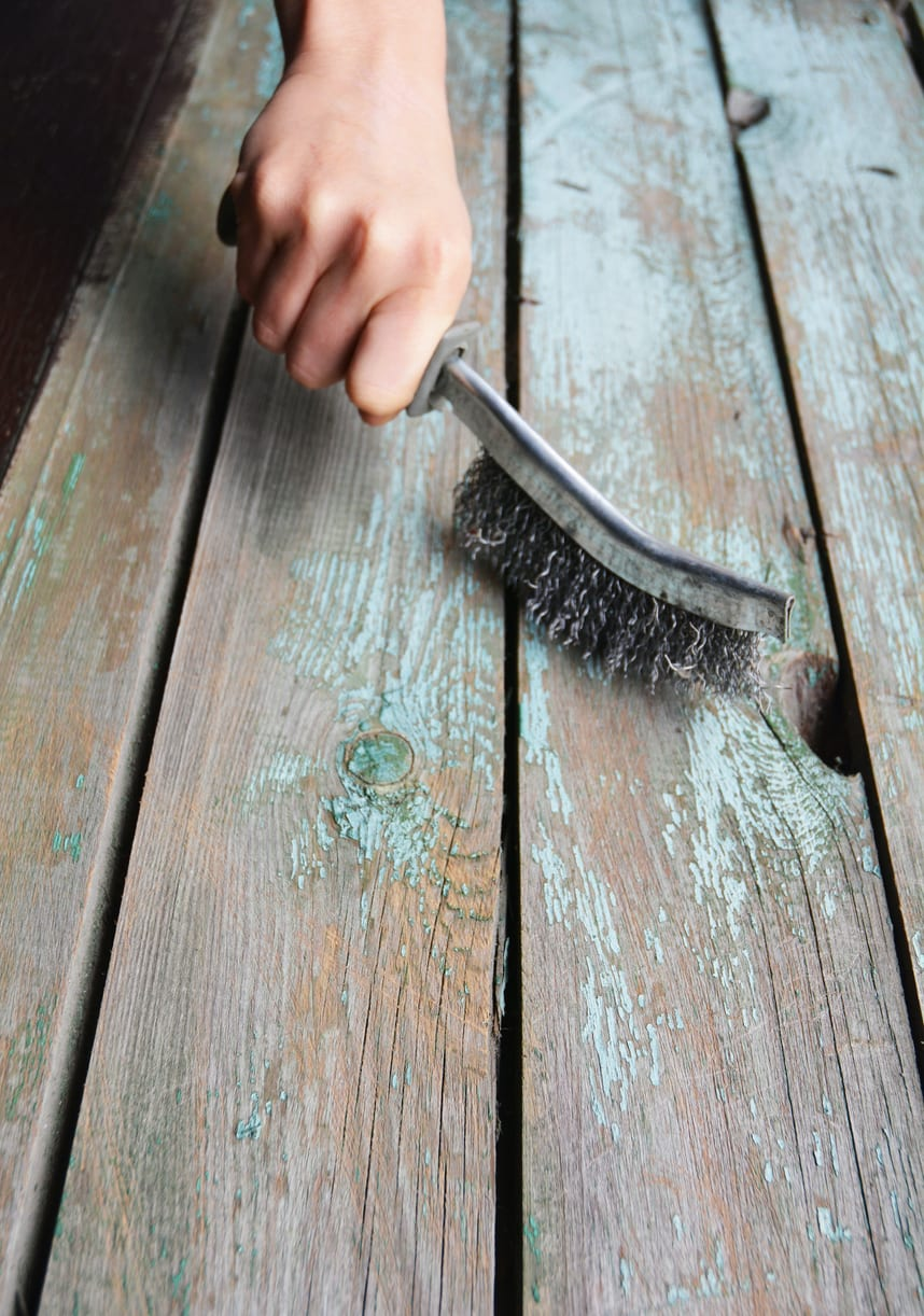 Tools Needed for Basic Deck Maintenance 2